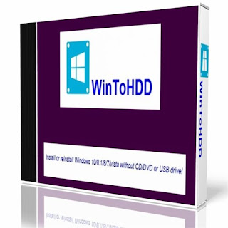 WinToHDD Enterprise Portable