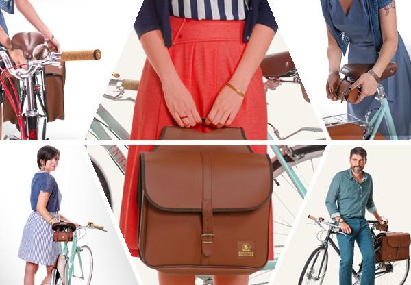 Accesorios y complementos retro para personalizar tu bicicleta de paseo: Ramonas Classic Collection.