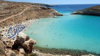 Una playa Italiana la Mejor