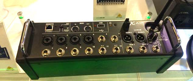 Behringer X Air XR12 image