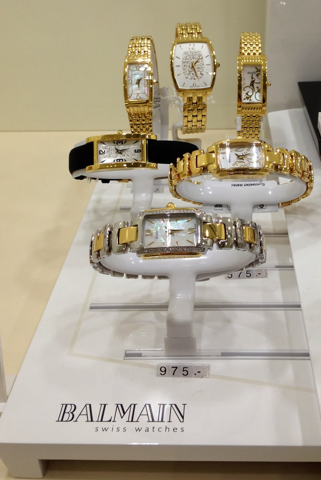 Fashion Herald: Hour Passion on 34th Street: The Watches ...