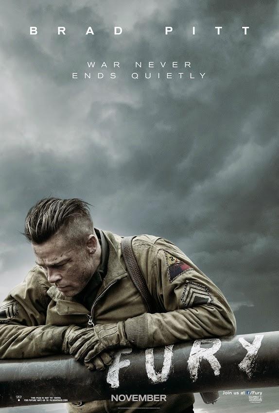 ตัวอย่างหนังใหม่ : Fury (วันปฐพีเดือด) ซับไทย poster