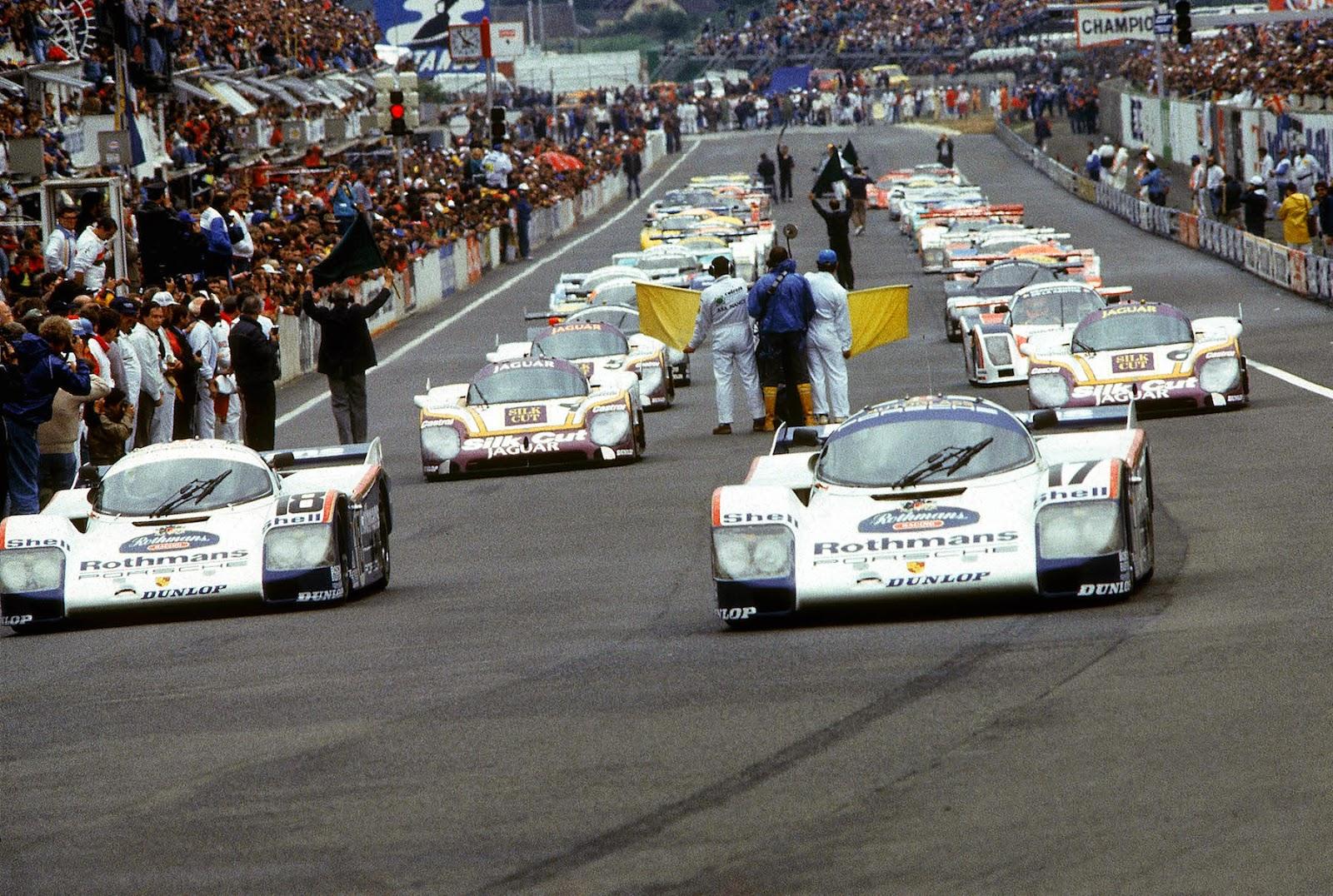 1987 - Porsche 962