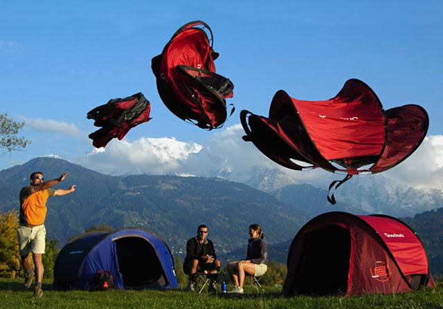 палатка раскладушка