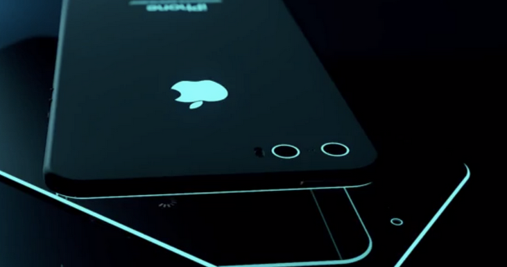 iPhone 6 logo ?