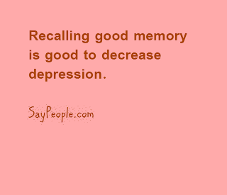 memory and depression