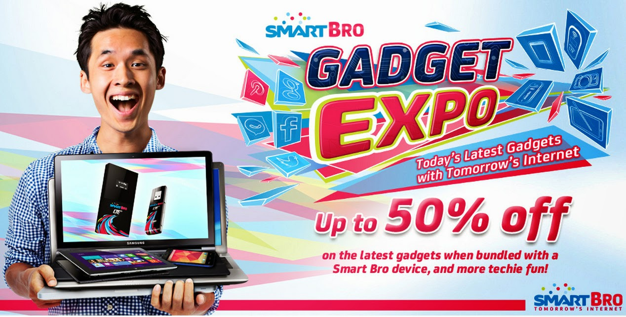 Smart Bro Gadget Expo