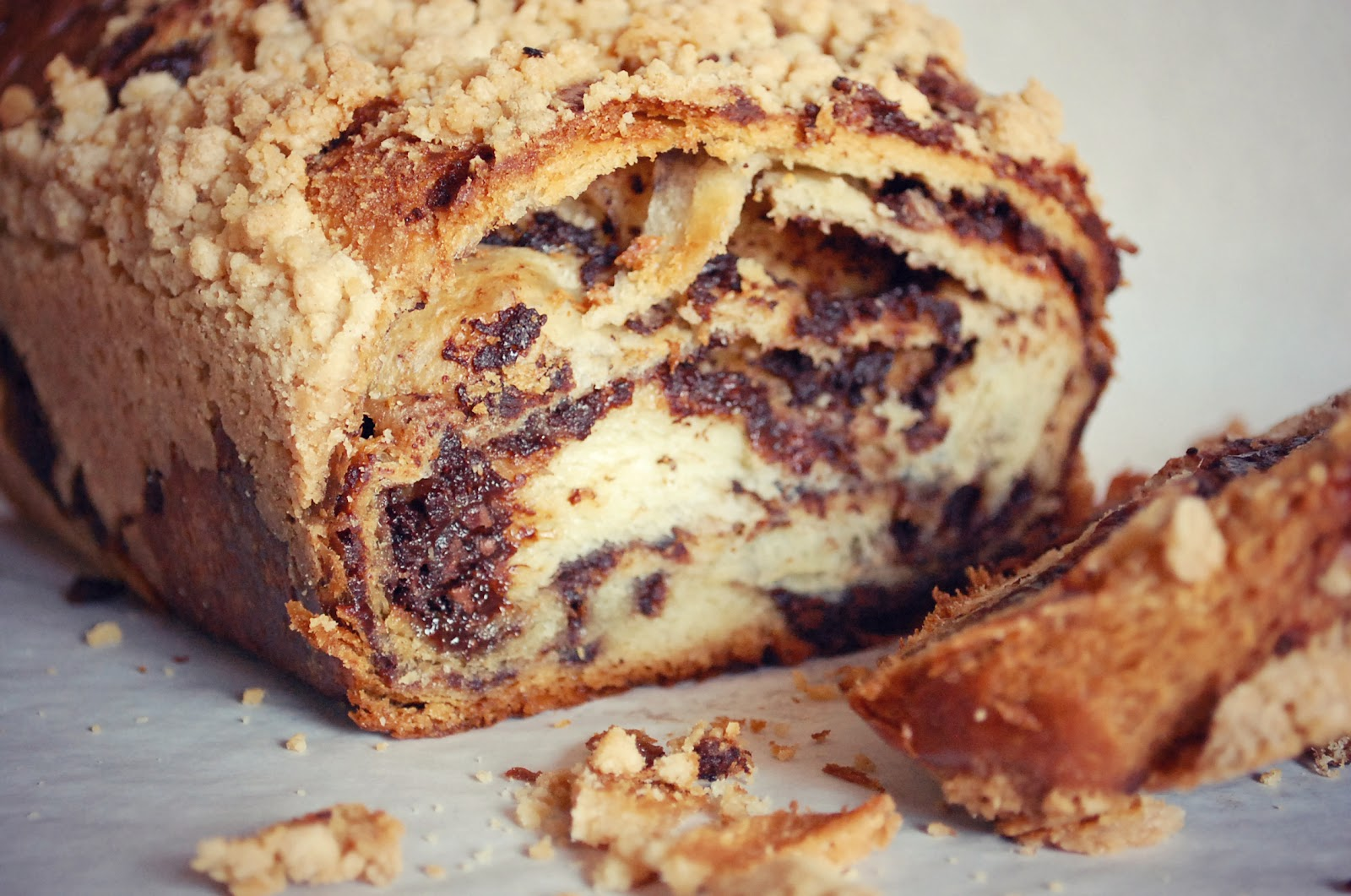 CHOCOLATE BABKA: THE CURE-ALL