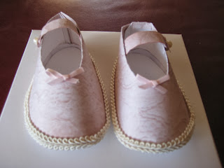 Baby Shoes to Print out for Free.