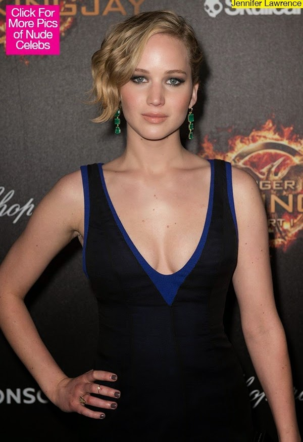 Jennifer Lawrence:sex video will be leaked next.