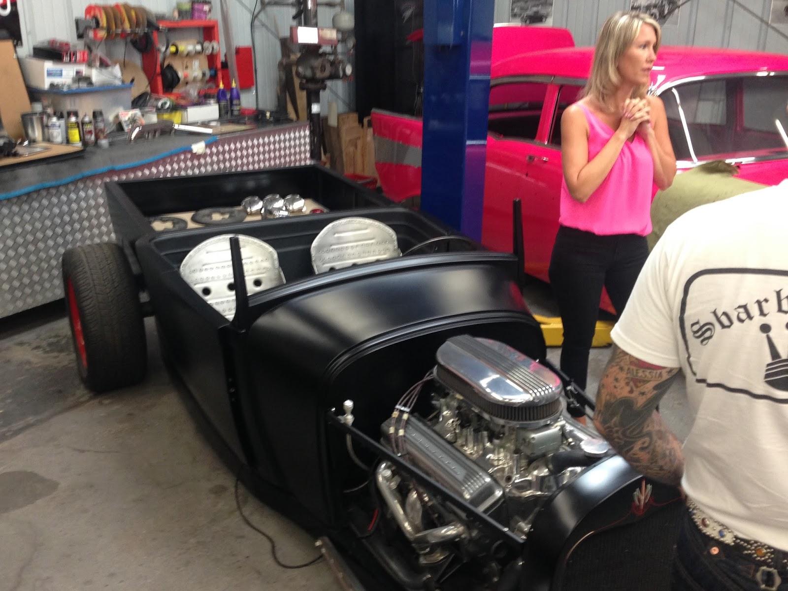 Poor Boy Hot Rod Garages : Wise guys c