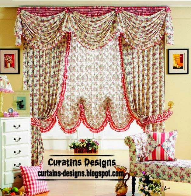 Classic shade curtain,classic curtain designs,girls curtains,floral curtain