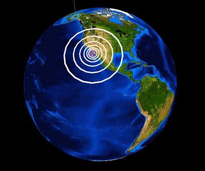 Terremoto méxico 12 de Abril de 2012