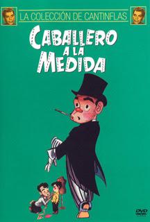 descargar Cantinflas: Caballero A La Medida – DVDRIP LATINO