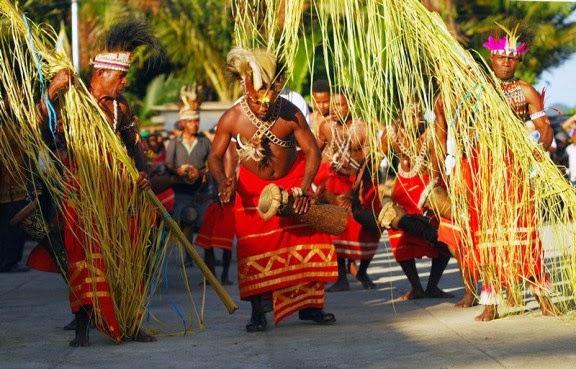 Festival Danau Sentani - Papua