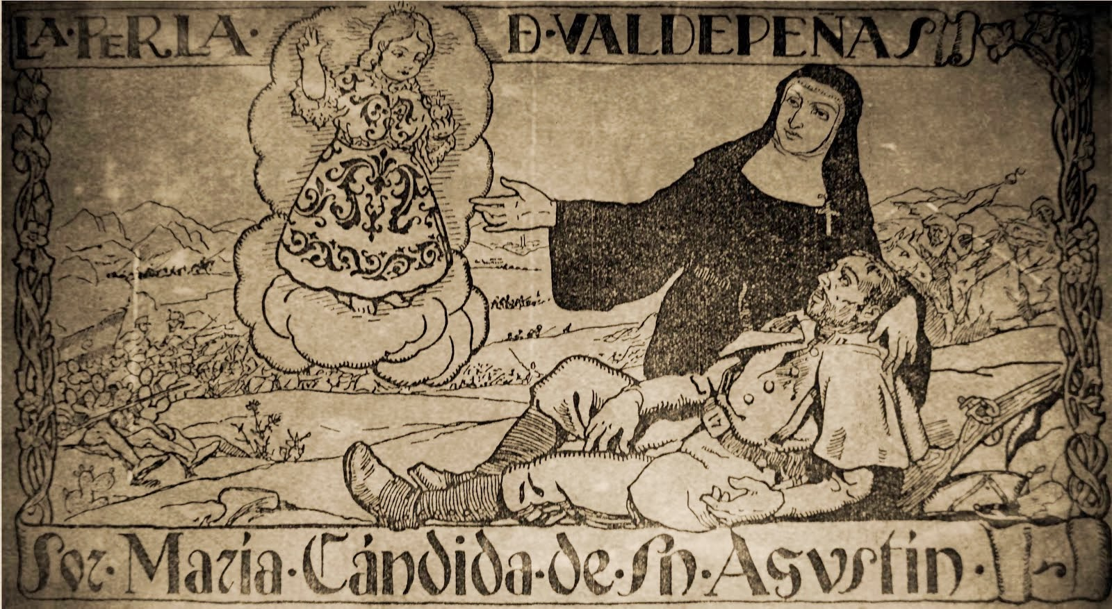 MADRE CANDIDA