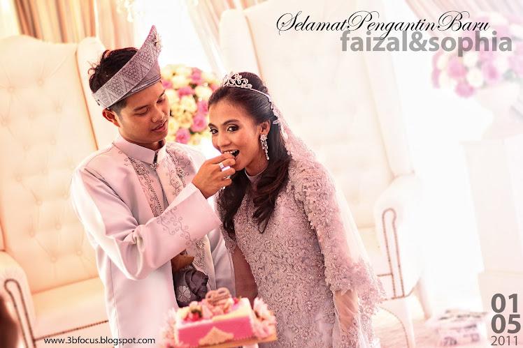 Dedikasi buat Teman | Faizal&Sophia