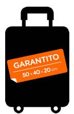 Easyjet a bordo bagagli più piccoli