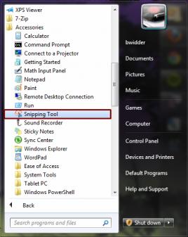 Cara Mengunakan Snipping Tool Untuk Membuat Screenshot.