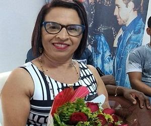 Vice Prefeita Ivonete Ivo da cidade de Bom Jardim - PE