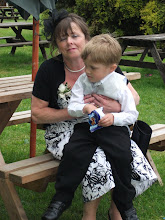 My Little Man With My Mum...