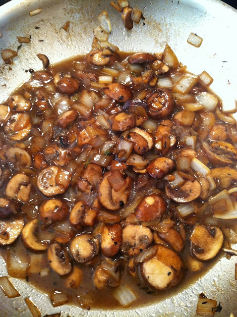 Best Marsala mushroom steak dinner recipe