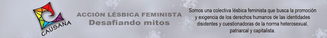 CAUSANA  Acción Lésbica Feminista