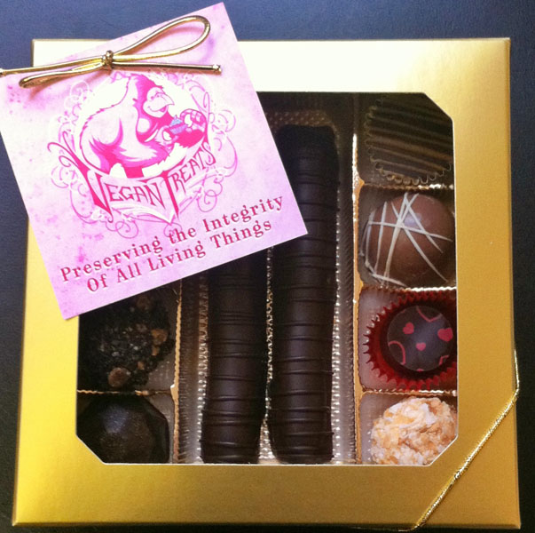 Vegan Treats candy box