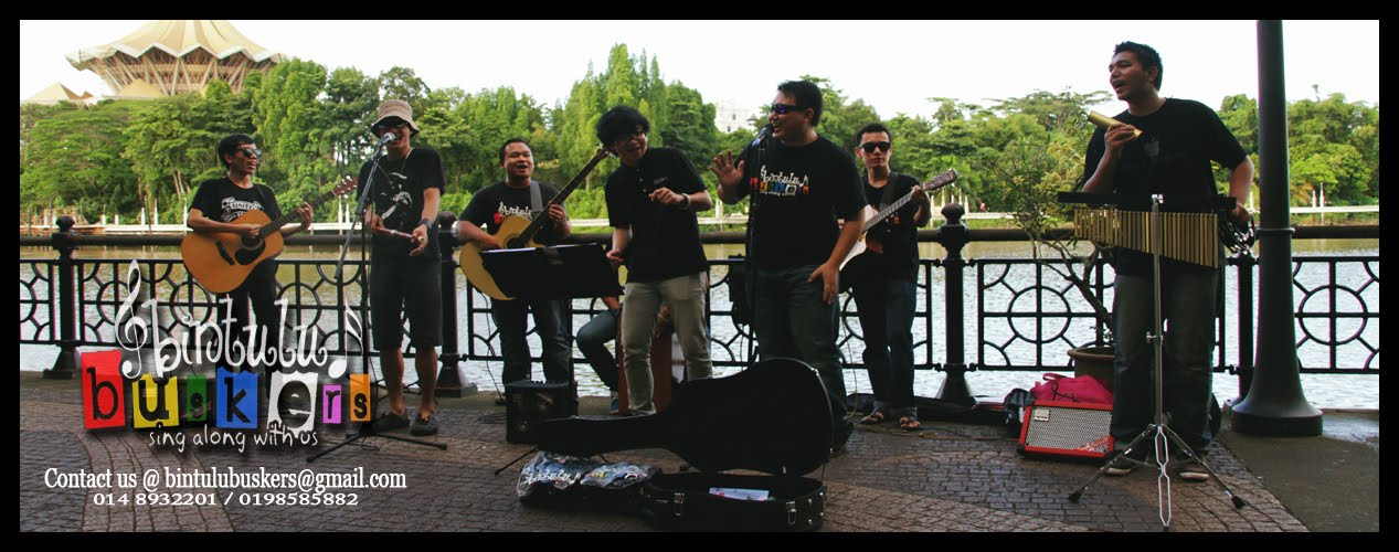 BINTULU BUSKERS OFFICIAL BLOG