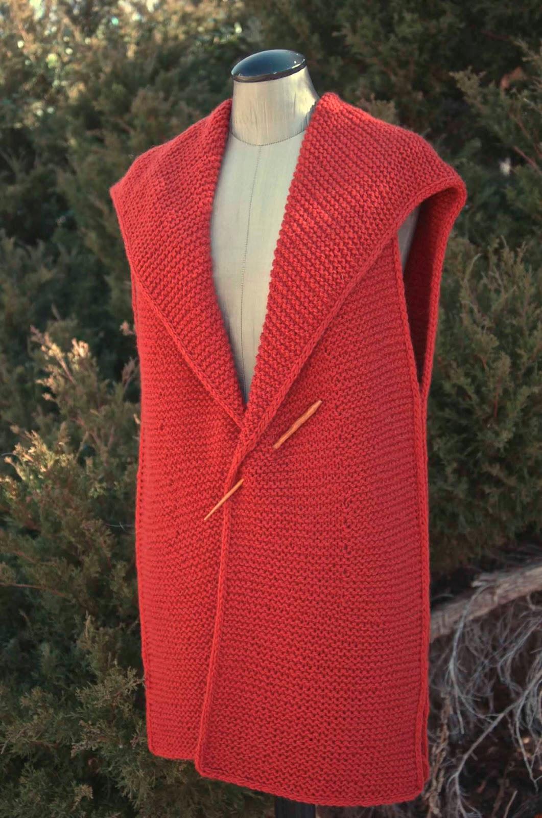 Knitaway: Moebius Vest Workshop At Knit Knack