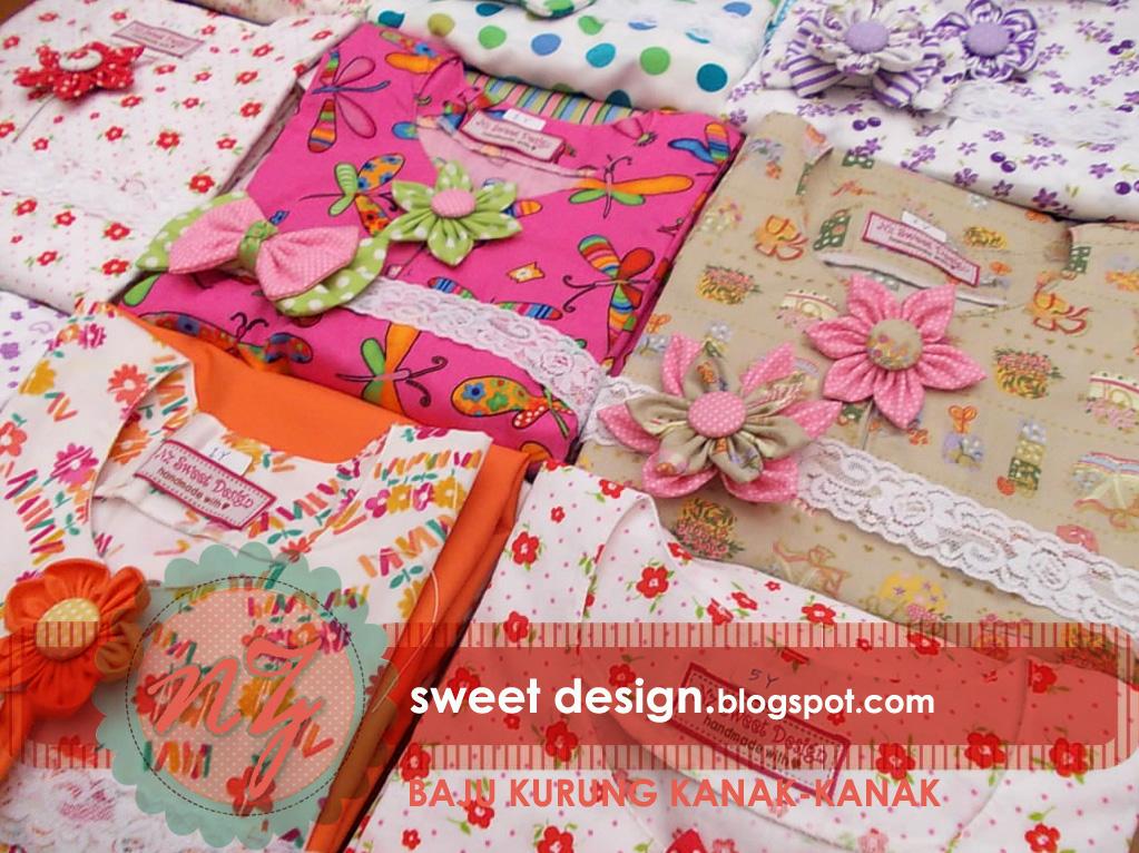 Baju Kurung Kanak Kanak Peplum | Bee Wedding Cake
