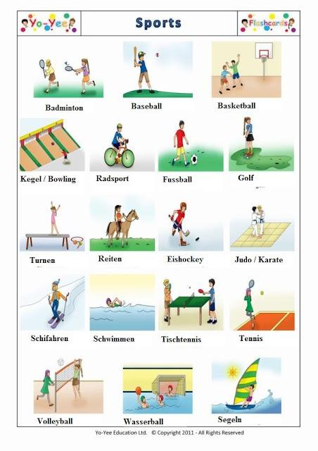 deutsch sport