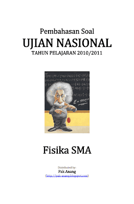 Pembahasan Soal Un Fisika Sma 2011