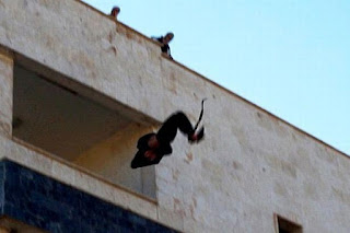 ISIS Throws Gay Boy From Roof, Frees Rapist (Shocking Photos)