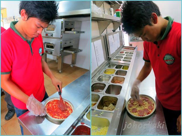 Pizza-Johor-Bahru