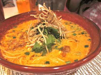 Laksa at Red Zen