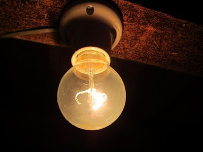 Foto bombilla de luz
