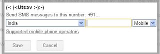 Add Mobile number to contact in Gmail