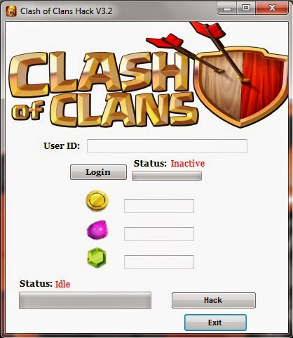Free Clash of Clans Gems - No