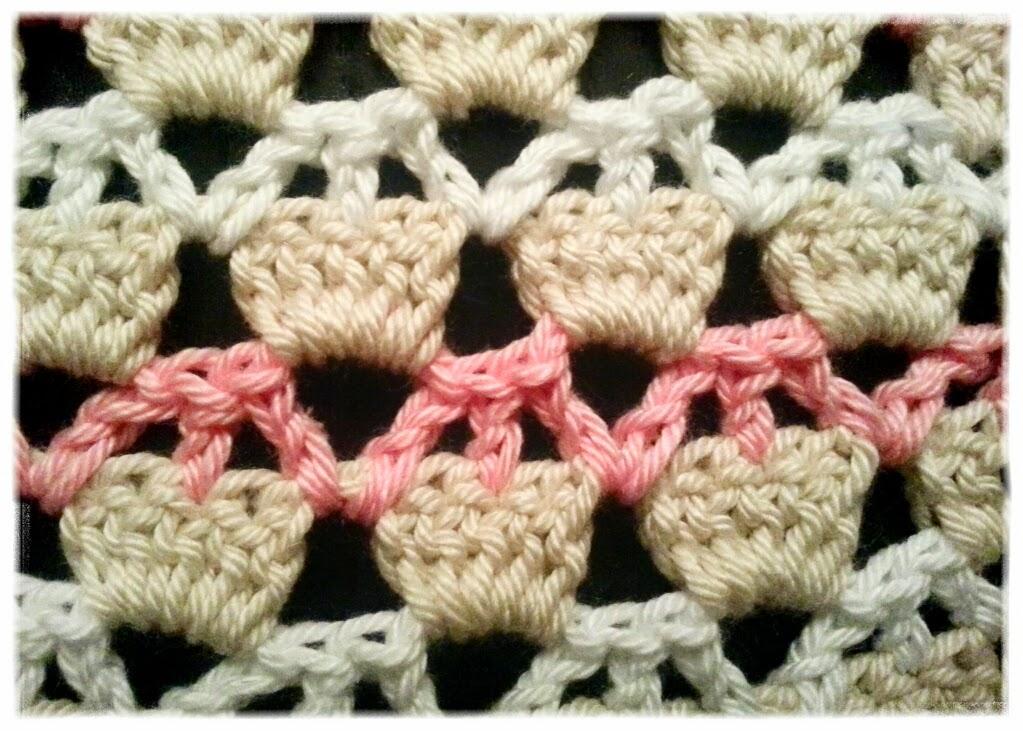 cupcake afghan crochet