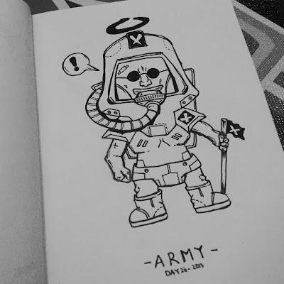 ARMY | Anggitabay 2013