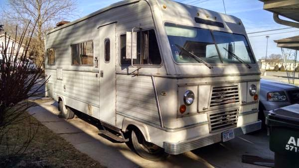 Used RVs Project RV for Sale For Sale by Owner