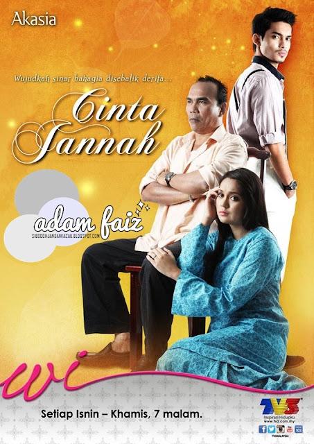 Sinopsis Cinta Jannah TV3 - Slot Akasia