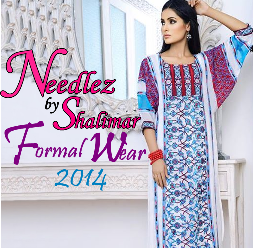 Needlez by Shalimar Fancy Dresses 2014