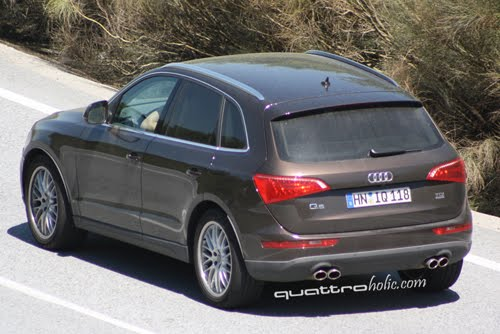 Spied Audi Rsq5 Or Sq5 Mule Caught Testing Quattroholic Com