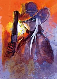 The Arms Peddler #1 - Visuel de Garami pour la couverture