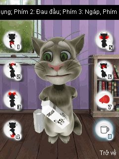 Talking Tom Cat 3 – Gato Tom falante, divirta com esse game