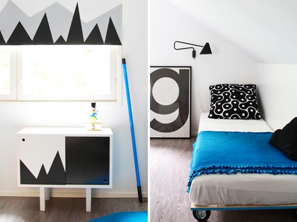 Leni G Inspiring Kids Room Scandinavian Style