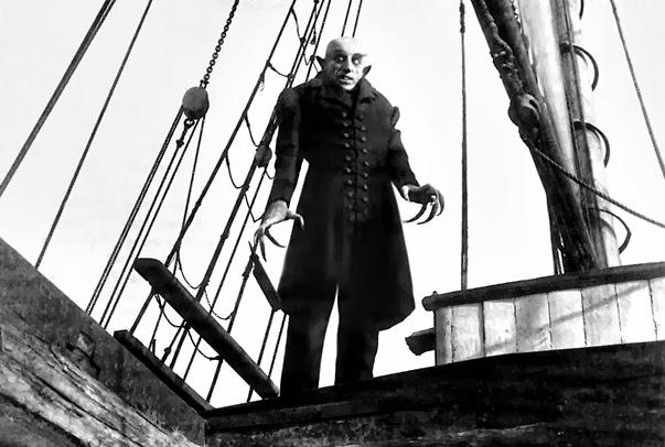 Nosferatu, de Murnau