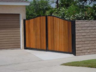 Деревянный забор. Фото 53